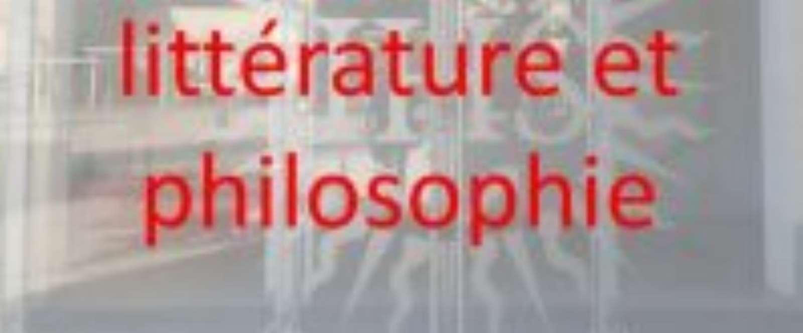 Littérature-Classique-philosophie