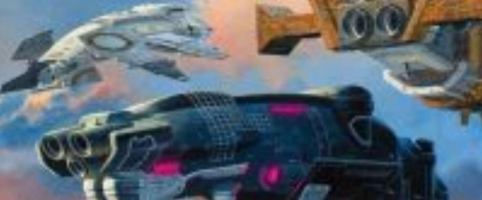 Littérature-SF-Science Fiction