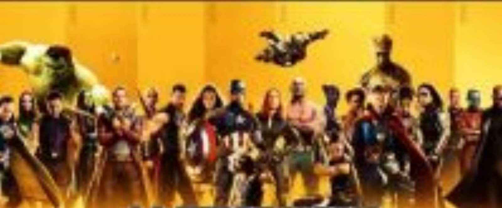 DVD-Film-Marvel-Comics