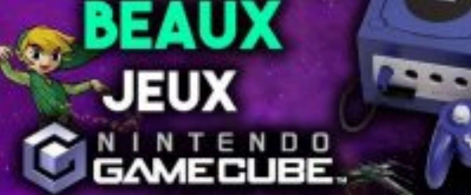 Jeux-GameCube